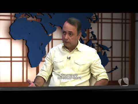 Entrevista Nestor Powel no Programa Conjuntura- TV Mar