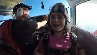 Jessica Savident - Skydive Guernsey 2019 - Jessica Savident