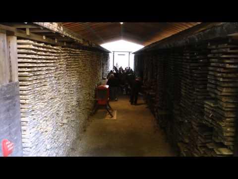 Britannia Mine Museum - Squamish BC - A Video Collage Of The Guided Tour