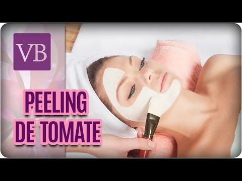 Peeling de Tomate - Você Bonita (22/03/17)