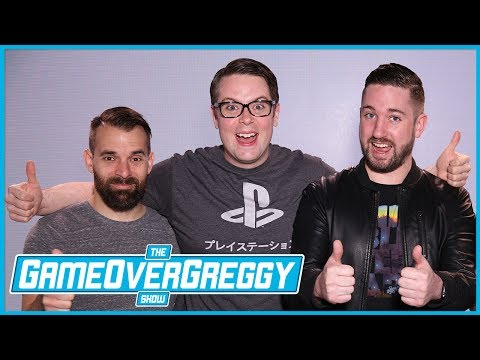 The Future of Kinda Funny and the Community - The GameOverGreggy Show Ep. 184 (Pt. 1)