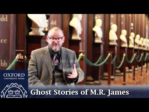 Darryl Jones introduces The Collected Ghost Stories of M.R. James