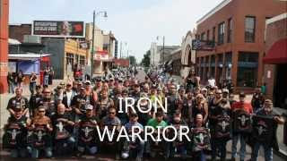 Iron Warrior by Eric Nanney and 20 Mile