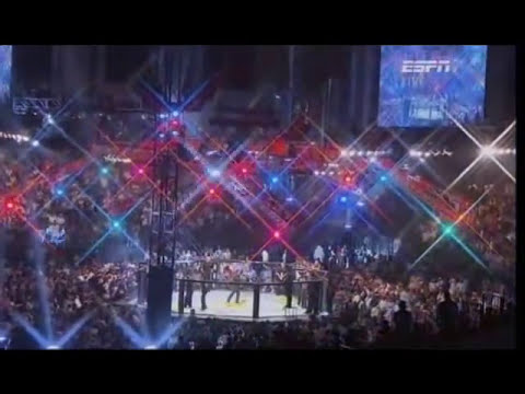 Its time . UFC Bruce Buffer It's Time Inro