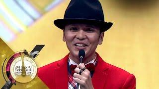"""Penyanyi Dangdut Pria Terbaik """" Juan Rahman """"  - ADI 2016 (5/12)"""