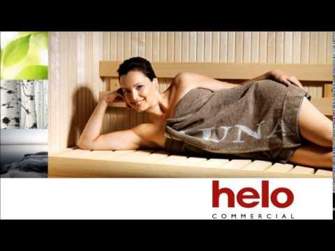 Helo Commercial - Saunas - Steam Bath