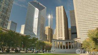 シカゴ旅行の参考に、シカゴの観光地・見どころを7分に凝縮したエクスペ...