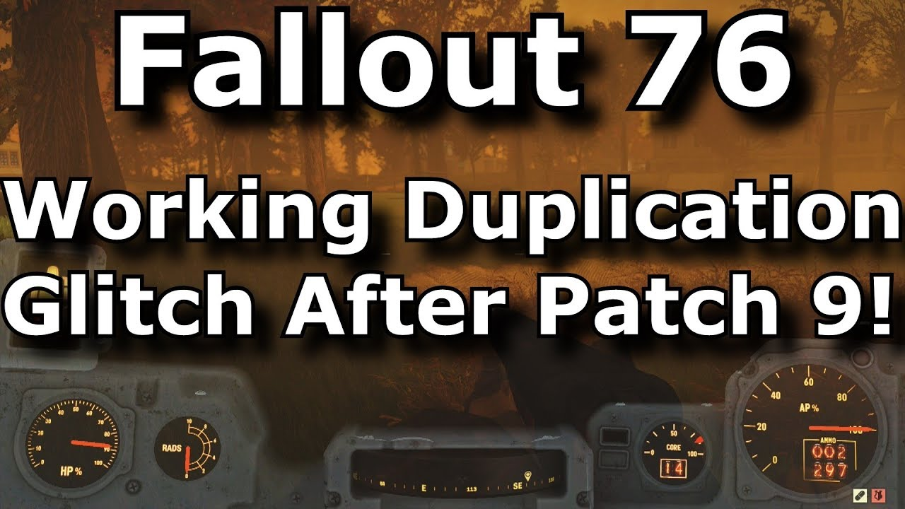 Fallout 76 New Duplication Glitch After Patch 9! Whitespring Waiter Dupe!  (Fallout 76 Glitches)