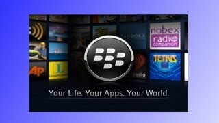 How to install BB app world