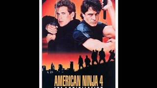 American Ninja 4 - Bar Music (Fight In Da Club) xD