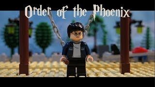 LEGO Harry Potter And The Order Of The Phoenix In 5 Minutes