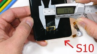 Galaxy S10 Teardown - Does Ultrasonic Measure Up?