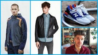Men's Wardrobe Essentials | Darren Kennedy