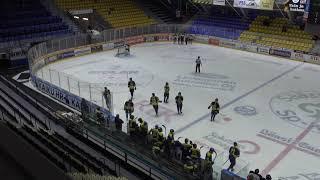 Juniori-Ässät - B1-joukkue - 12.12.2018 BSM Lukko - Ässät 1.erä