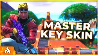 Duo gewinnen mit neuem Master Key Skin ft. 360Chrism | fortnite br Gameplay | raysfire