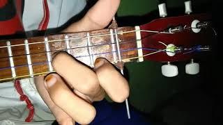 REZA RE maafkanlah cover kentrung(with liryc)