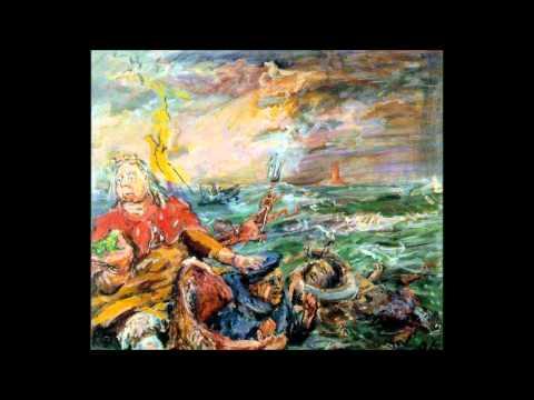 Oskar Kokoschka expresionismo alemán por Fernando Figueroa Sánchez y Clara Ivanna
