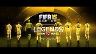 FIFA 15 Ultimate Team | Новые Легенды на Xbox Thumbnail