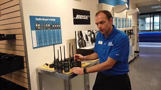 Portable aviation radios - how to choose the right one (Sporty's, Icom, Yaesu)