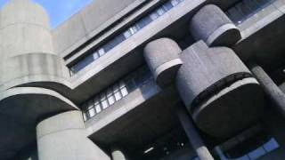"""Brutalist School"" by Don Hammontree"