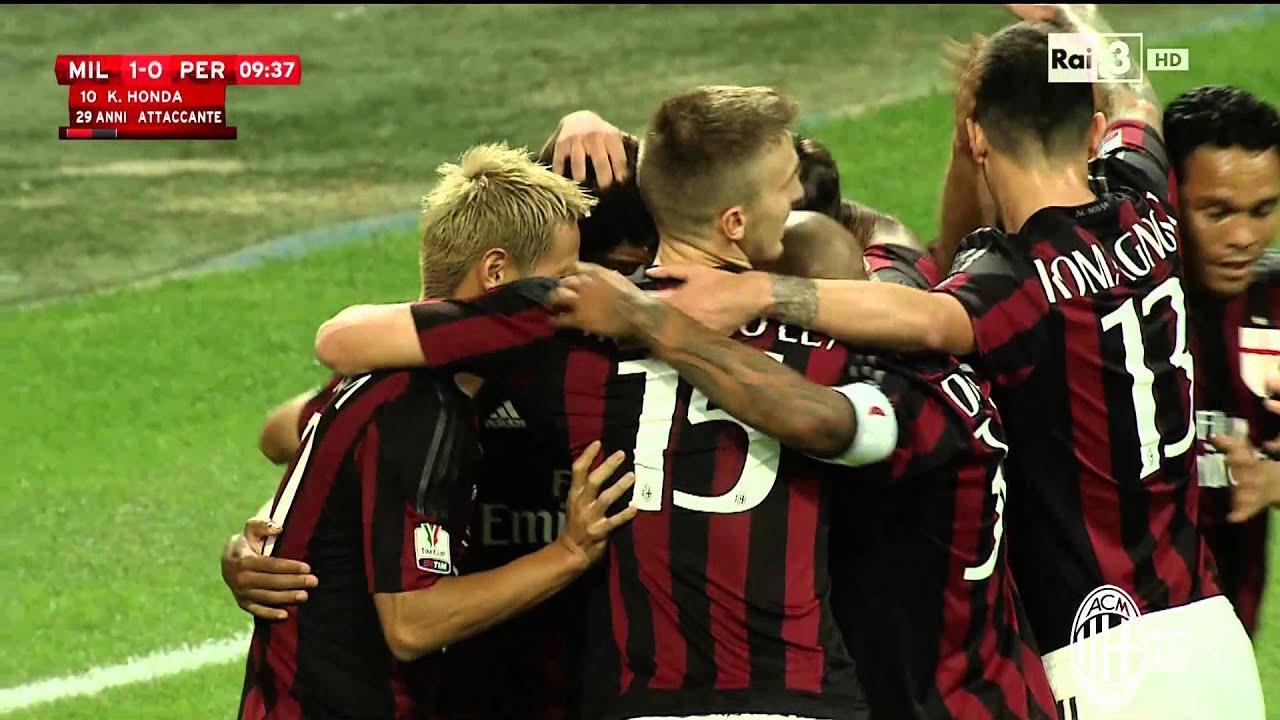 AC Milan 1-0 Perugia [Honda][acmilan-hd.blogspot.com]IT ...