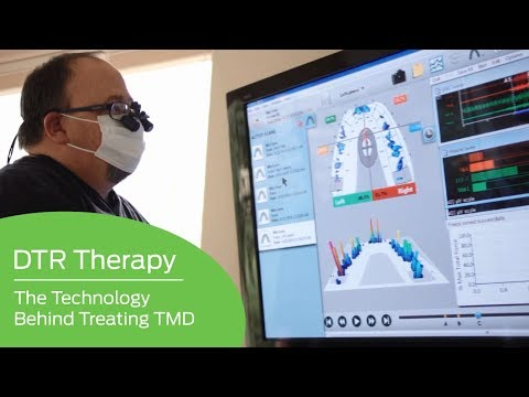 DTR Therapy: The Technology Behind Treating TMD