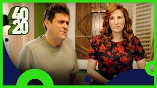 40 y 20, C12 | ¡¿Rocío está embarazada?! | T5 | Distrito Comedia