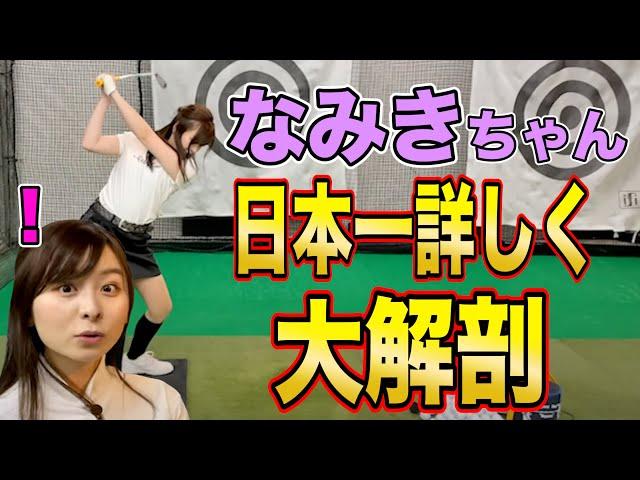 【必見】なみきちゃんを日本一詳しく解剖します
