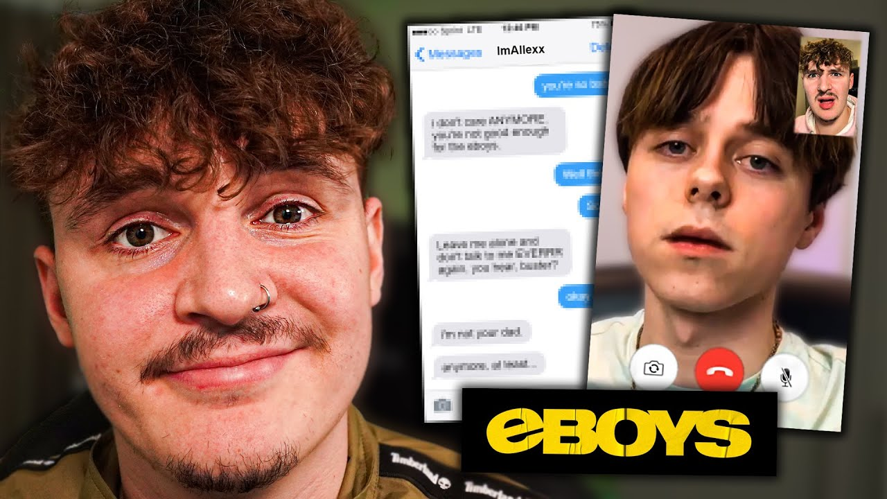 Why I'm Not In The Eboys... (the truth)