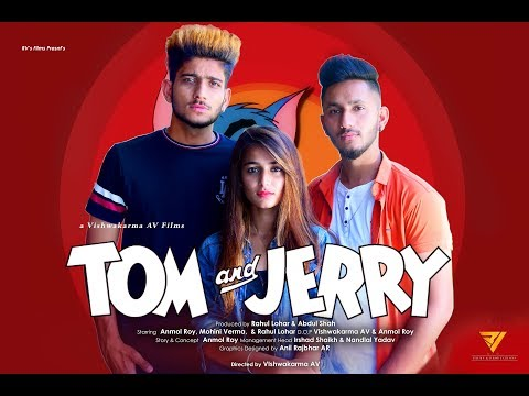 Tom & Jerry  blind love   Anmol  Mohini & Rahul  Dosti Special Heart Touching 2019