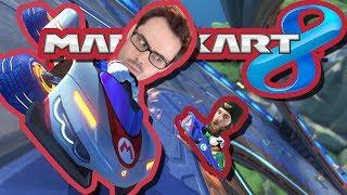 Mario Kart 8 - WE'RE ON FULL TILT~ (200cc ft. Bullet Bro Ryukahr)