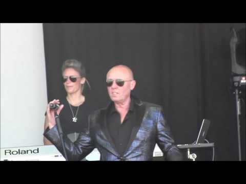 HEAVEN 17 /  Being Boiled -  Live @ W-Festival, August 23rd 2016, Belgium