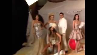 Maite Perroni-Bastidores 50 Más Bellos