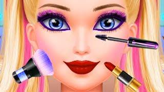 Spy Girl Make Up Salon - Play Fun Hair Salon, Spa, Makeup & Dress Up Care Games For Girls
