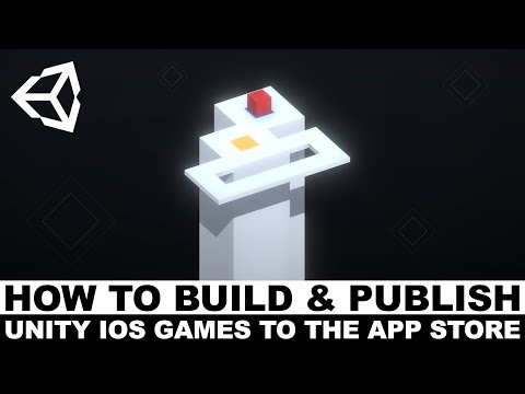 Unity3d IOS Build And Publish To The App Store, Creating Certs, Provisioning Profiles, And Signing