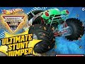 Hot Wheels Monster Jam Ultimate Stunt Jumper Game - Best Kid Games