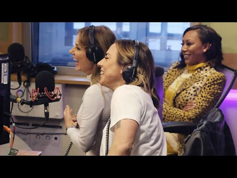 Spice Girls - BBC Radio 2 The Chris Evans Breakfast Show (07/11/2018)