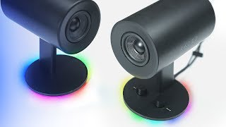 These Sound AMAZING - Razer Nommo Chroma Speakers Review!