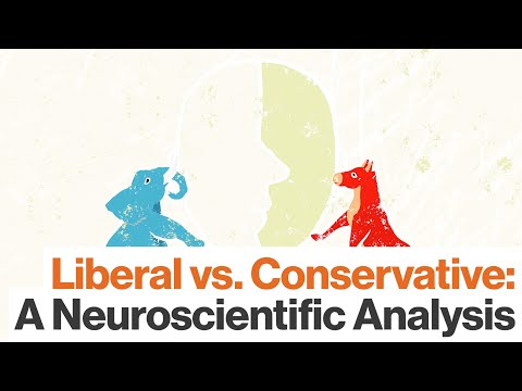 Liberal vs. Conservative: A Neuroscientific Analysis with Gail Saltz