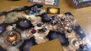 Claustrophobia boardgame overview / review (NSFW)