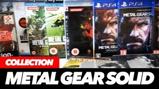 Metal Gear Solid Collection | TVGS