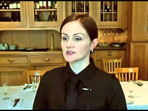 Server (fine dining), Career Video from drkit.org