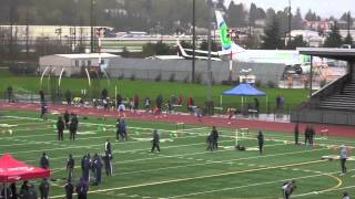 4 X 100 Relay Arnie Young Invite - 2013