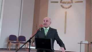 Хочешь быть счастливым? Будь им! (Отто Вендель)(Проповедь пастора Отто Вендель ко дню 8 марта., 2012-11-30T21:55:26.000Z)