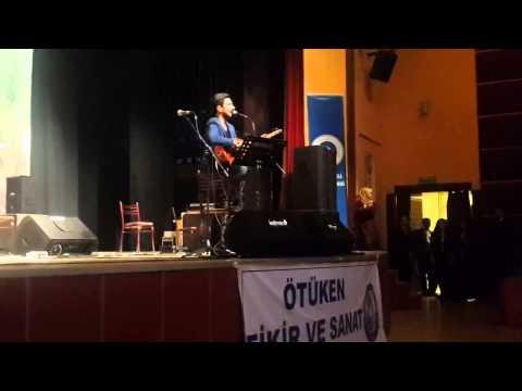 Rahmet Safa - Göktürk Güzeli (Kırklareli Konseri)