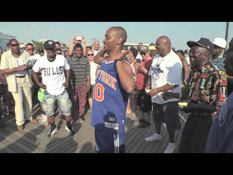Coney Island Dancing 5- 28 -16  #3