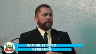 Samuel Isidoro Pronunciamento 18 05 2018