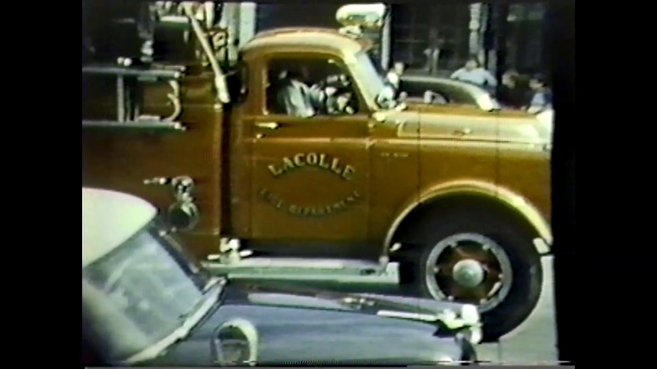 Rouses Point Parades & Celebrations two - 1950's