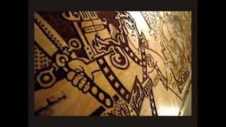 Samurai Flangiabrothers Laser Etched Skateboards
