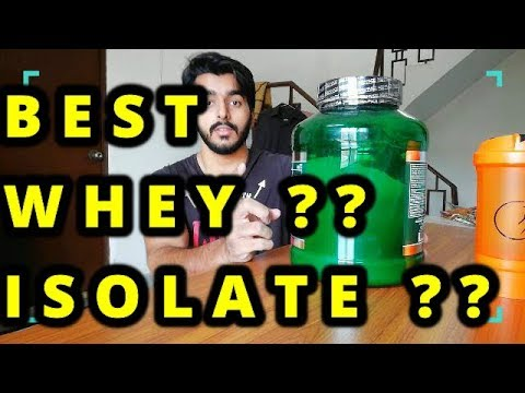 Scitec Isolate Whey Unboxing   Nutritional Fact   FREE GIFT